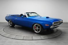 1971 Dodge Challenger R/T Convertible