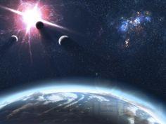 Far space by Kamikaye on DeviantArt