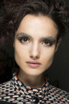 Autumn/Winter 2016 Hair & Make-up Backstage   British Vogue