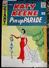1959 KATY KEENE Pin-Up Parade Giant Comic Book-Glamour Fashion Paper Dolls