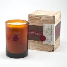 Crushed Lavender Candle Box Set - by Laguna Furnishings - Candles, & Home Fragrance in Westlake Village CA - http://www.lagunafurnishings.com/catalog/candles-and-home-fragrence