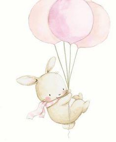 16 Ideas for drawing cute bunny nursery art Bunny Drawing, Bunny Art, Cute Bunny, Bunny Bunny, Baby Illustration, Watercolor Illustration, Nursery Prints, Nursery Art, Adaline