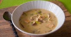 Fütterungszeit: Suppe