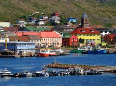 Fly to Saint Pierre et Miquelon, an island off the coast of Canada that is the last vestige of French control in North America. The colorful islands' inhabitants all speak French, and its towns are a wonderful mash-up of French and Canadian culture.