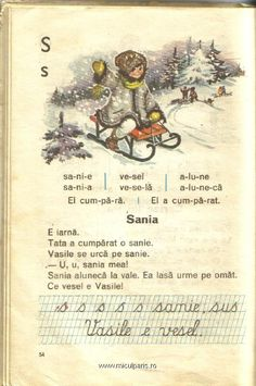 Ce vesel e Vasile! Romanian Language, Vintage School, Interesting Reads, My Memory, Kids Education, Quilting Designs, Paper Dolls, Childhood Memories, Card Games