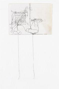 Maria Lai, Untitled, 1979