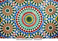 MOROCCAN MOSAIC PATTERNS | 2000 Free Patterns