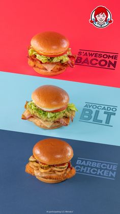 Upgrade your usuals with the Made To Crave Chicken Sandwiches featuring the S'Awesome Bacon Chicken, Avocado BLT Chicken, and Barbecue Chicken. design Unwrap some deliciousness. Food Graphic Design, Food Poster Design, Food Menu Design, Design Design, Food Branding, Food Packaging, Design Packaging, Identity Branding, Visual Identity