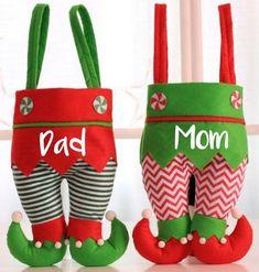 Family Christmas Stockings, Christmas Elf, Diy Christmas Gifts, Xmas, Christmas Ornaments, Christmas 2019, Christmas Tablescapes, Christmas Decorations, Holiday Decor