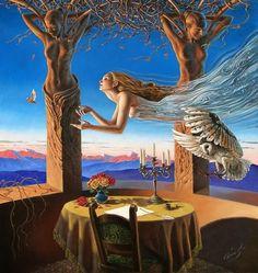 * Michael Cheval - - - Sense of the Night V