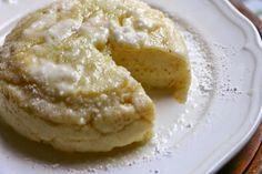 Farina Pudding Civil War Recipe