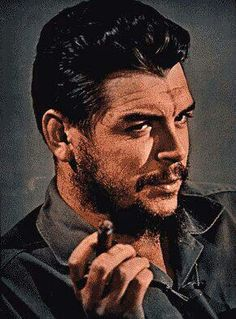 Che Guevara <3 Che Quevara, Ernesto Che Guevara, Freedom Fighters, Cigar Art, Picture Movie, Revolutionaries, Cuban, Fantastic Art, Art Pictures