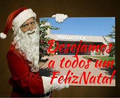 Desejamos a todos um Feliz Natal