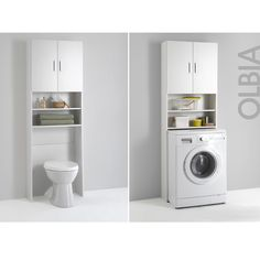 ideas diy bathroom storage stand for 2019 Cheap Bathroom Flooring, Cheap Kitchen Cabinets, Laundry Room Bathroom, Cheap Bathrooms, Kitchen Cabinets In Bathroom, Diy Bathroom Decor, White Bathroom Storage Cabinet, Diy Kitchen Storage, Small Bathroom Storage