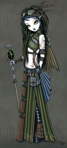 steampunk art http://www.etsy.com/shop/MykaJelina?ref=seller_info