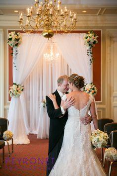 classic wedding bride groom romantic photos fort worth club