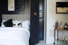 12 Ways to Fake a Bedroom - Murphy Bed Designs | Bedrooms & Bedroom Decorating Ideas | HGTV >> http://www.hgtv.com/design/rooms/bedrooms/fake-a-bedroom-pictures?soc=pinterest