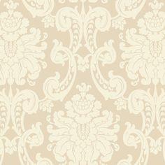 Sample of Wilshire Wallpaper design by Ronald Redding