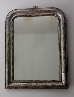 petit miroir ancien dor style louis philippe projet filip pinterest miroirs anciens. Black Bedroom Furniture Sets. Home Design Ideas