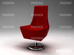 Armchair 1 | 3D Model