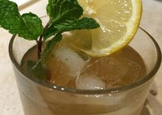Brown Sugar Lemonade Recipe -  Very Delicious. You must try this recipe!