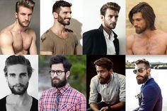 Barba completa collage