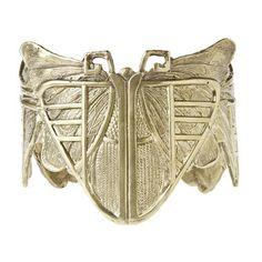Nouveau Dragonfly Cuff