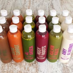 Juice Cleanse with Kale & Me Breakfast In A Jar, Juice Cleanse, Drink Bottles, Kale, Roots, Healthy Lifestyle, Healthy Living, Traveling, Bird