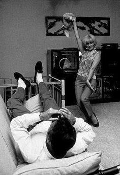 Paul and Joanne Newman