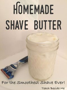 Homemade Shave Butter (For Mom or Dad!) Easy Homemade Shave Butter or shaving cream- Great gift for Dad!Easy Homemade Shave Butter or shaving cream- Great gift for Dad! Christmas Gift For Dad, Homemade Christmas Gifts, Christmas Diy, Christmas Presents, Diy Gifts For Men, Great Father's Day Gifts, Homemade Gifts For Men, Handmade Gifts, Unique Gifts