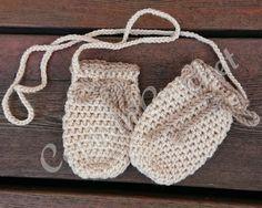 Gants avec lien de serrage au poignet Crochet, Creations, Slippers, Boutique, Facebook, Shoes, Fashion, Gloves, Moda