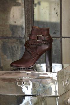 Polo Holiday Vachetta Leather Boot