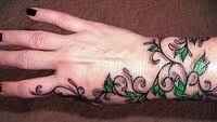Poison Ivy Plant Tattoo 1000+ ideas abo...