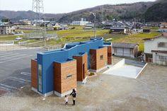 藤原・室 建築設計事務所 兵庫佐用の平屋  http://www.kenchikukenken.co.jp/works/1085477397/1921/
