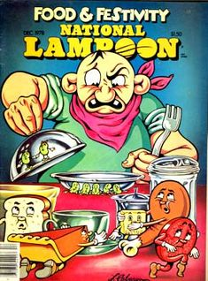 National Lampoon Magazine  # 105 - December 1978 pdf Back Issues Collection  Archives Download DVD Ebay