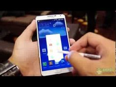 Iphone 5 VS Samsung Galaxy Note 3 - User Comparison
