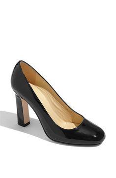 awesome chunky heel, need for work