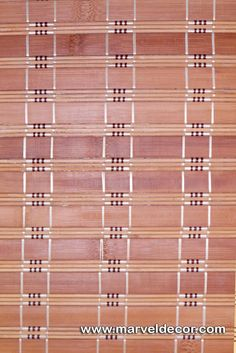 Bamboo Blinds - Design No 41