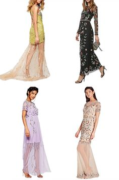 New Wedding Guest Dresses The Top Trends for Summer Weddings