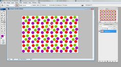 How to Tile/Repeat an Image in Photoshop... because I always seem to forget :P