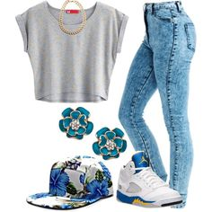 Untitled #293, created by livingfaded on Polyvore