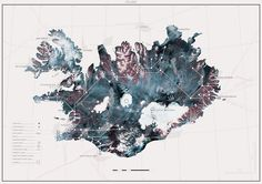 Plugged-In Territories, Harvard GSD - ATLAS OF PLACES