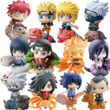 Naruto Sasuke Uzumaki Kakashi Gaara Action With Mounts Figures Japan Anime Collections Gifts Toys  Material: Plastic Package: With box or no box Note: Set E have figures, others only have figures. Gaara, Naruto And Sasuke, Anime Naruto, Hinata, Sasuke Und Itachi, Naruto Cute, Madara Uchiha, Naruto Shippuden, Android 18