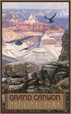 Grand Canyon National Park ~ Arizona