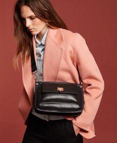 DECADENT Alba double bag, black