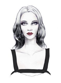 Fashion illustration // Soleil Ignacio