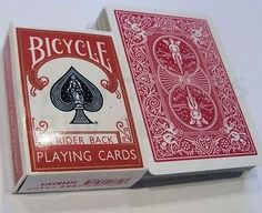 #Shrinking red #bicycle #playing card case box close up gimmick magic trick prop,  View more on the LINK: 	http://www.zeppy.io/product/gb/2/231169449055/