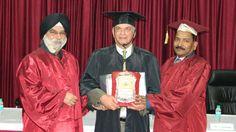 Dr. Sadi Mohd Yasin Khayyat receiving certificate of Fellowship in minimal access Surgery at World Laparoscopy Hospital. For more detail please log on to www.laparoscopyhospital.com