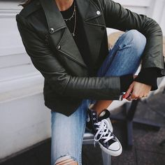 75a7d86979 Elka Collective (@elka_collective) • Instagram photos and videos. CarrieLeather  JacketStudded ...