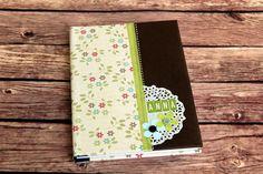 Personalized gift  A5 hardcover notebook custom by Kundasonim